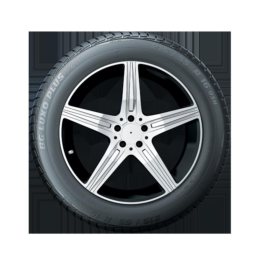 GTR TyreBG LUXO PLUS