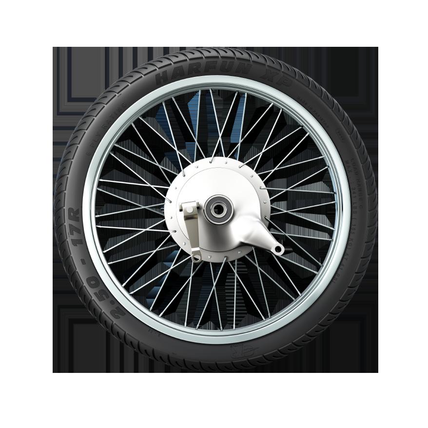 GTR TyreHARFUN XP