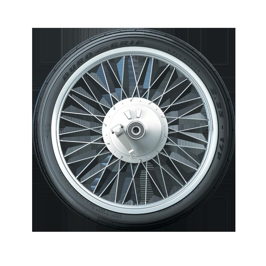 GTR TyreDURO GRIP