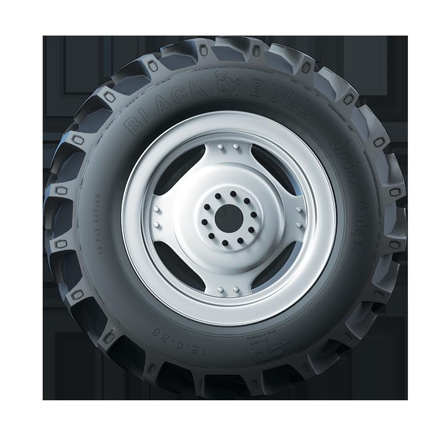 GTR TyreBLACK BULL