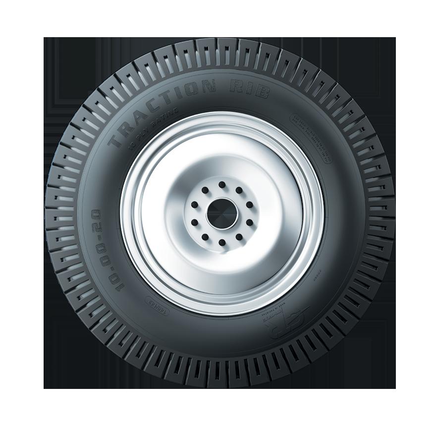 GTR TyreTRACTION RIB (TR)