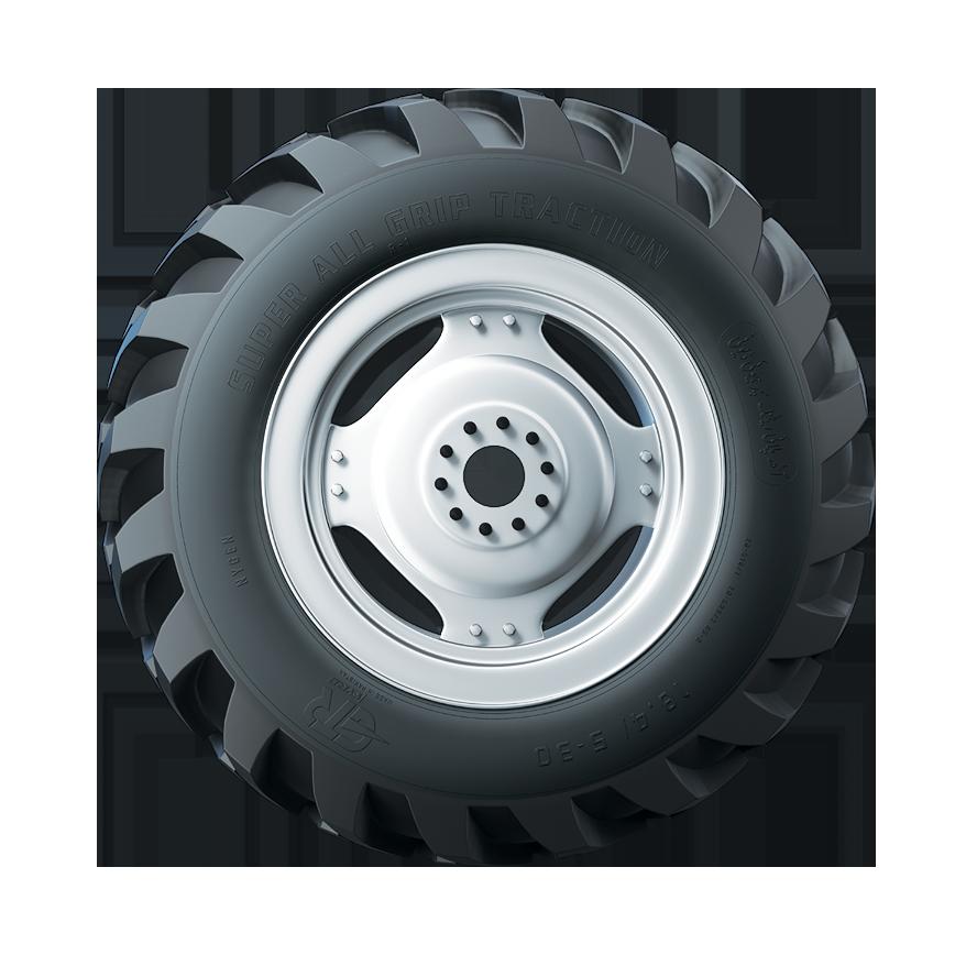 GTR TyreSUPER ALL GRIP TRACTION (SAGT)