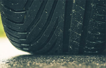 What's the differents between tire types?